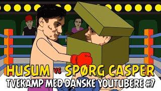 Alexander Husum vs. Spørg Casper - Tvekamp med Danske Youtubere #7 ft. Son-Michael