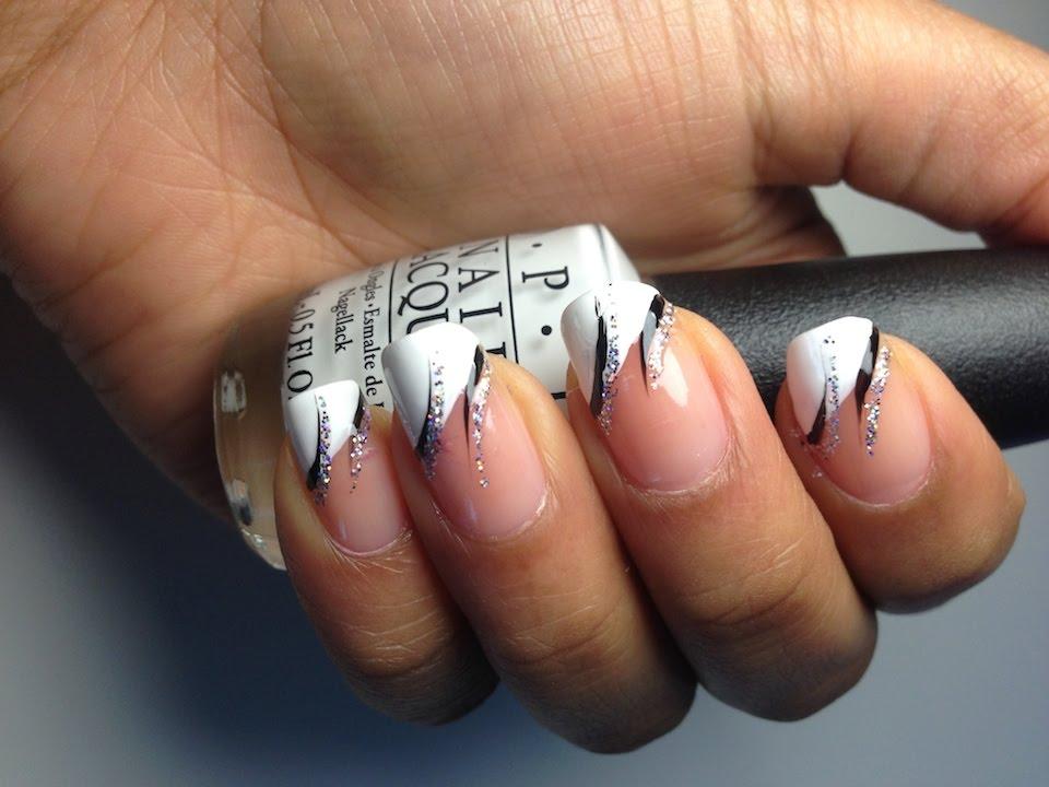 NAIL HACK: Make Your Real Nails Look FAKE! - YouTube