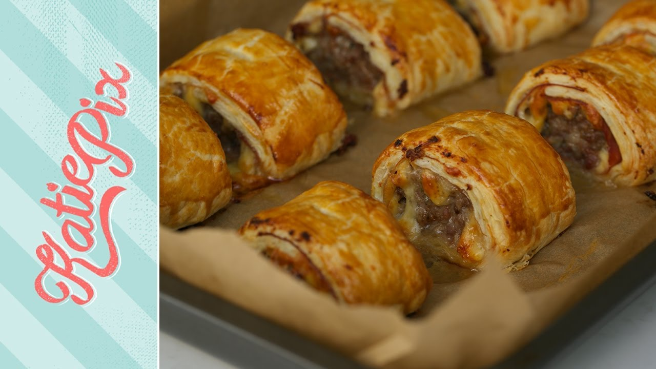 The Best Sausage Rolls Recipe Ever Katie Pix