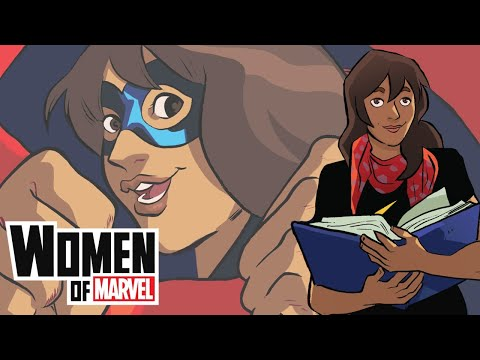 Mirror of Most Value: A Ms. Marvel Play | Women of Marvel