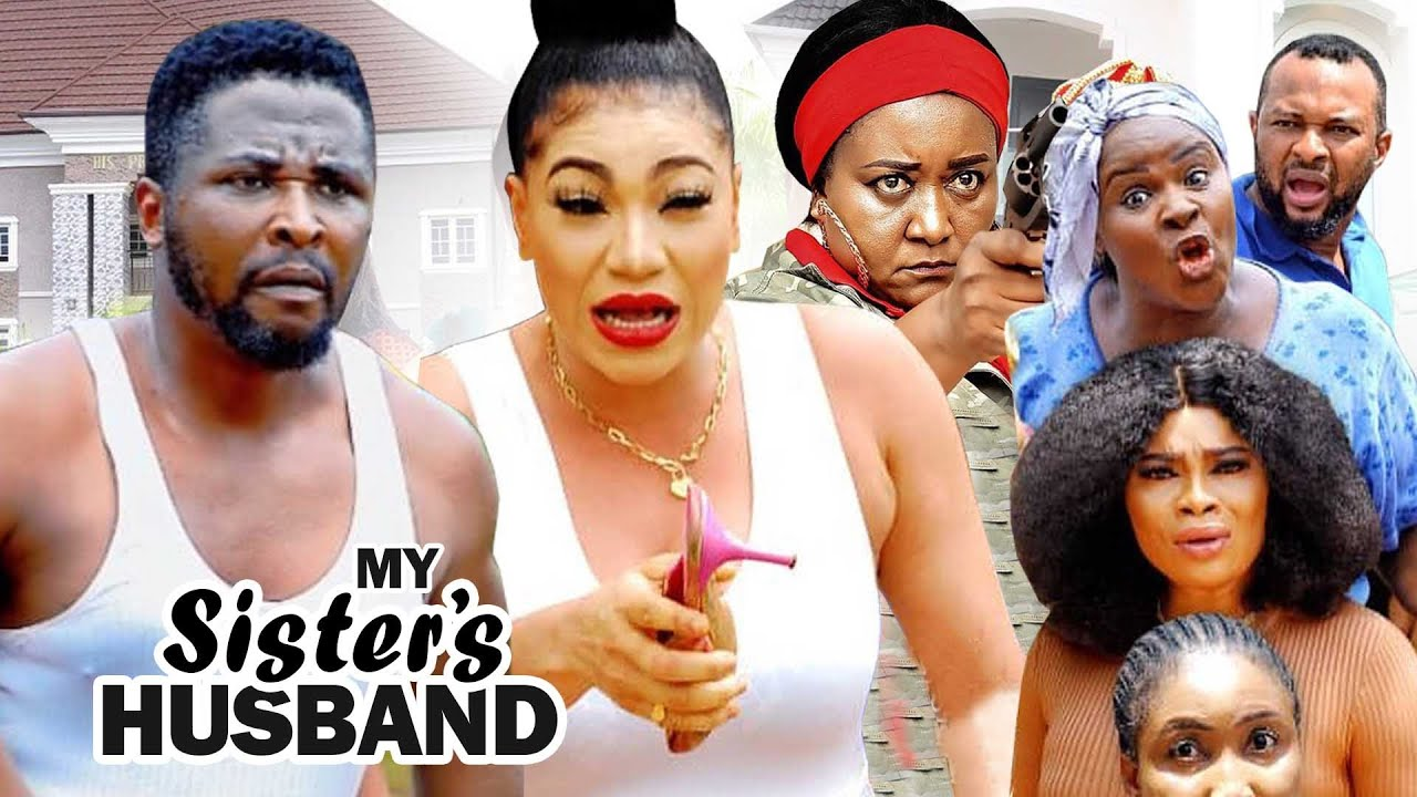 Download MY SISTER'S HUSBAND COMPLETE 1&2 (ONNY MICHAEL NEW MOVIE) 2021 QUEENTH HILBERT LATEST NIGERIAN MOVIE