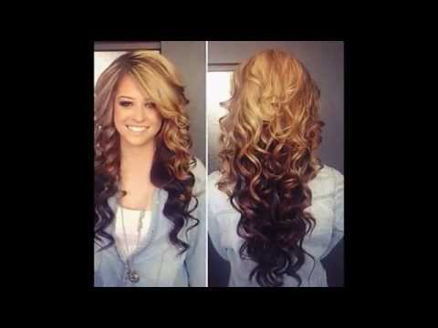 diy how to get ombre hair with loreal paris long hairstyles. Black Bedroom Furniture Sets. Home Design Ideas