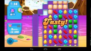 Candy Crush Soda Saga Level 42 - 3 Star Walkthrough