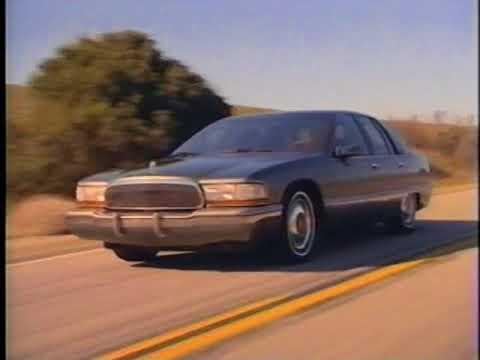 24+ 1992 Buick Roadmaster Sedan