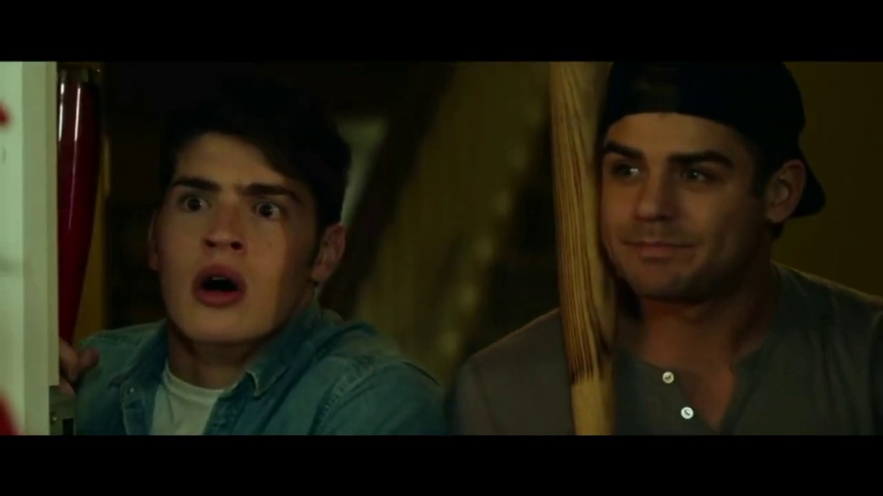Download Don't Hang up   Movie Clip - Prank call goes wrong with the bad guy  