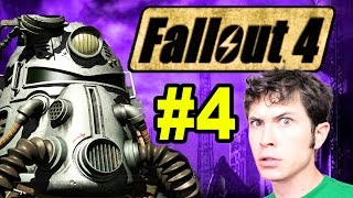 FALLOUT 4 Gameplay | Part 4 | Let