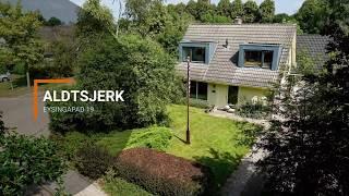 Te koop vrijstaande semi-bungalow Eysingapad 19 Aldtsjerk