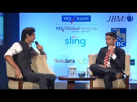 Wharton India Economic Forum 2017-18: Business of Sports, and Role of Infrastructure