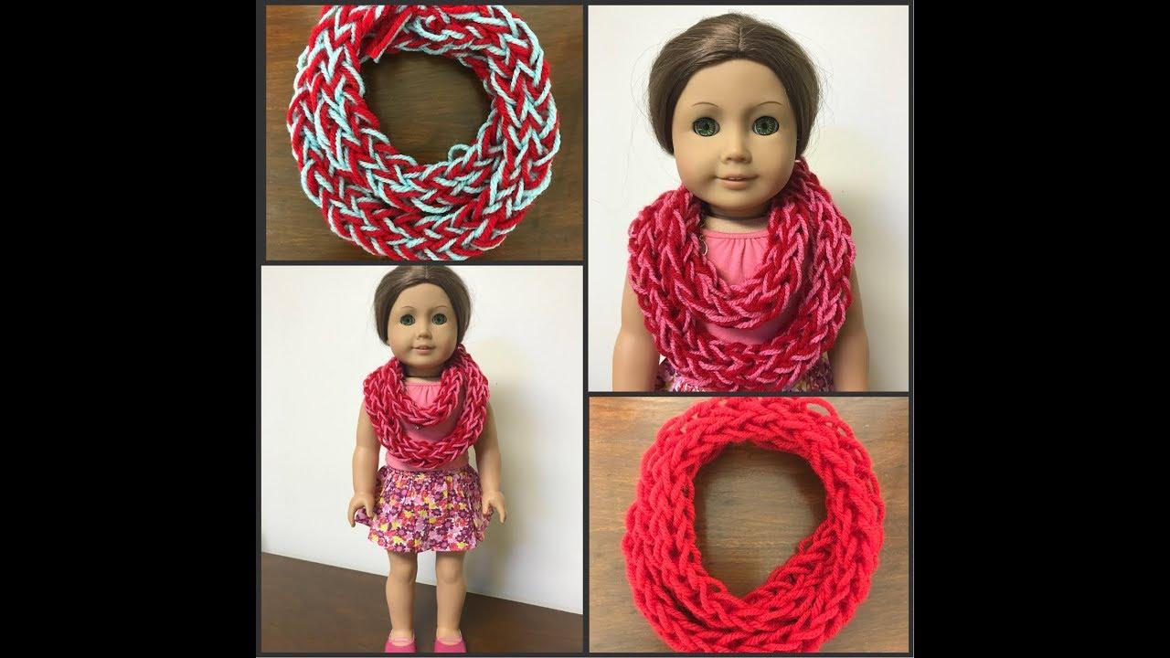 DIY Crochet Pattern 18 inch Doll Hooded Pocket Scarf PDF 19 | Etsy | 720x1280