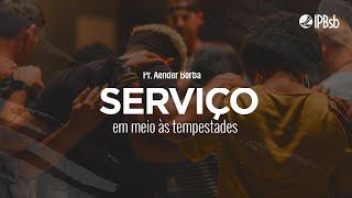 2021-08-08 - II Confer. Juventude - O serviço em meio às tempestades 1Co 12.12-31 Rev. Aender Borba