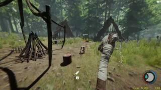 The Forest Очутился в лесу