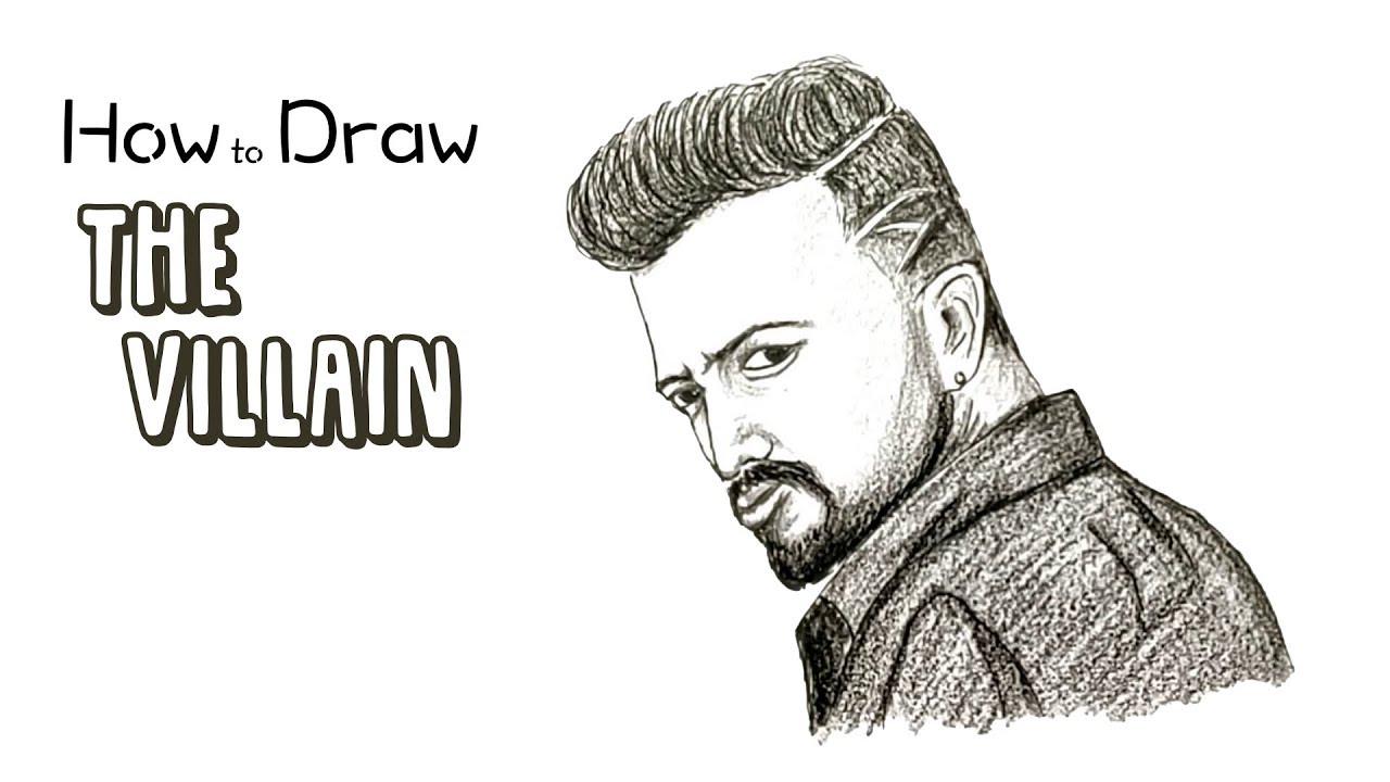 Download Lagu How To Draw Kannada Film Actor Kiccha Sudeep