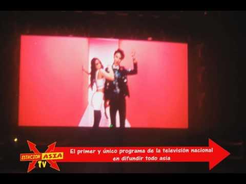 PARK JUNG MIN CONCIERTO EN LIMA PERÚ 2015 ESTACION ASIA TV