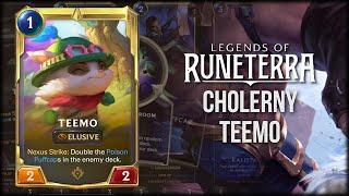 Cholerny Teemo (02) Legends of Runeterra