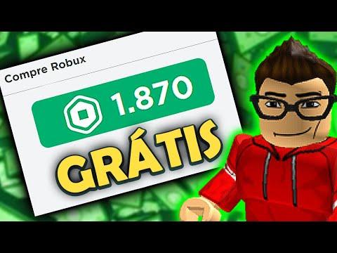 Como Ganhar ROBUX DE GRAÇA + SORTEIO - Gemsloot thumbnail