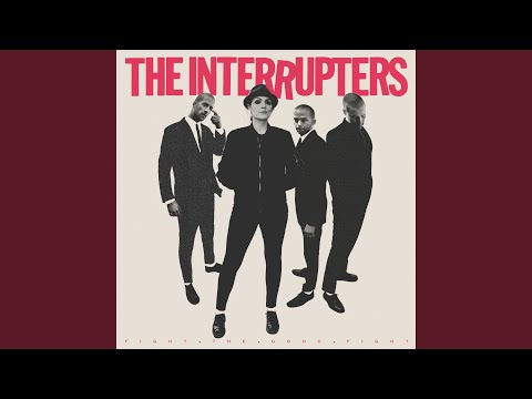 Tony The Whipping Boy - New at 2; The Interrupters Gave You Everything