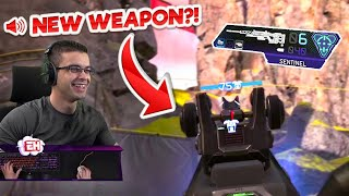 Nick Eh 30's FIRST TIME playing SEASON 4 of Apex Legends!