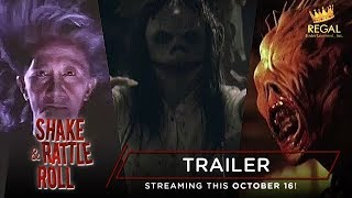 Shake Rattle & Roll: The Comeback Trailer   Streaming this October 16!