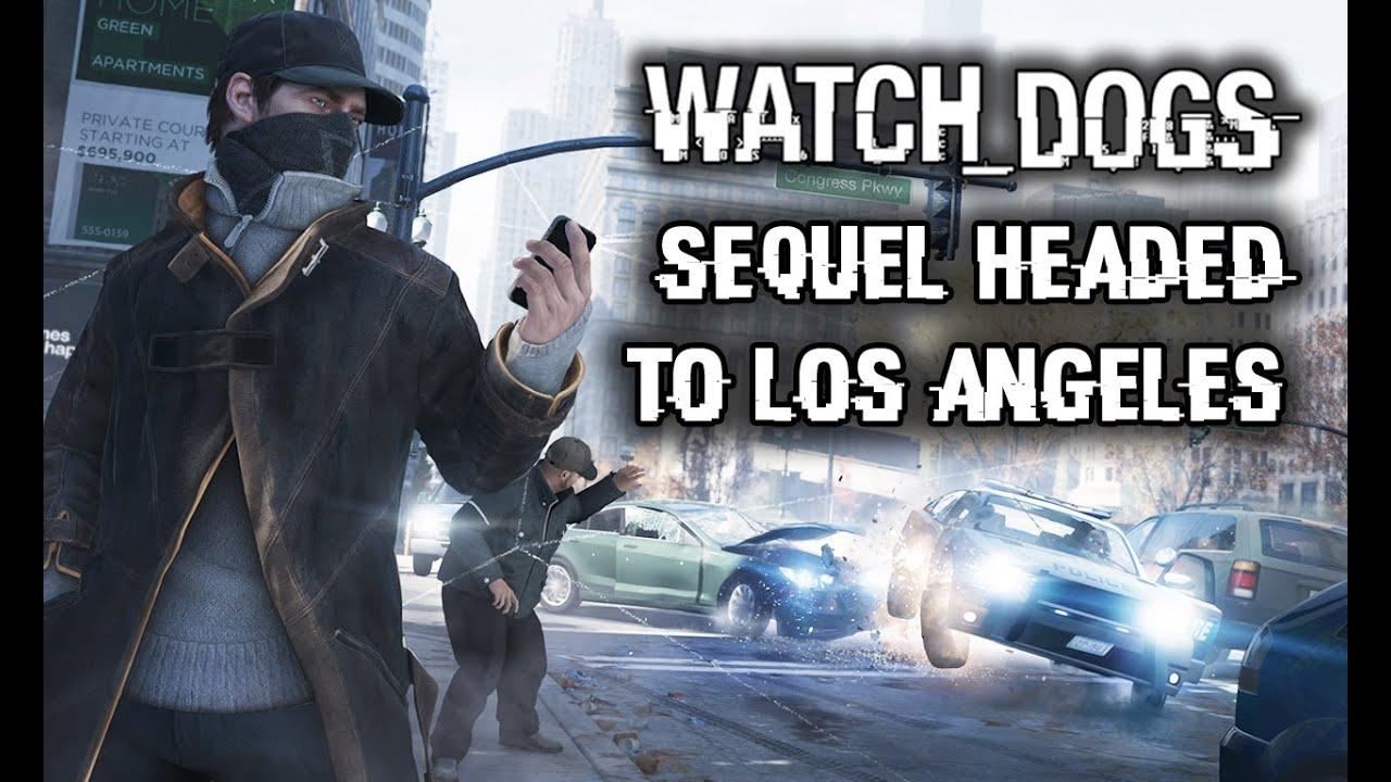 Watch dogs 2 release date