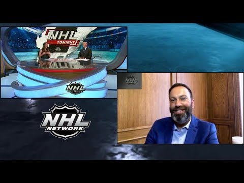 NHL Tonight:  Elliotte Friedman Joins The Show With Latest NHL News  Aug 20,  2019