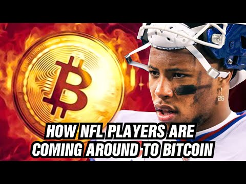 NFL Locker Rooms Are Becoming VERY Interested In Bitcoin