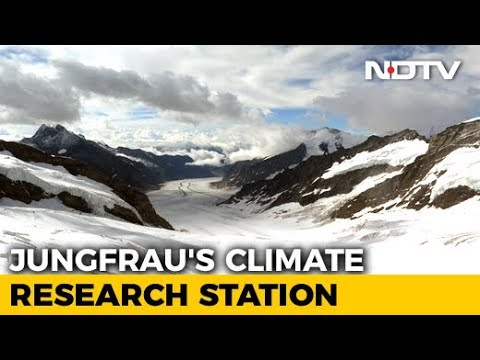 'Global Warming Is For Real', A Research Station In Europe Proves