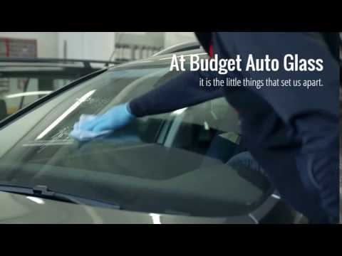 Budget Auto Glass Cares