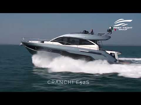 CRANCHI YACHTS - CANNES YACHTING FESTIVAL 2019 - FIRST YACHT GROUP