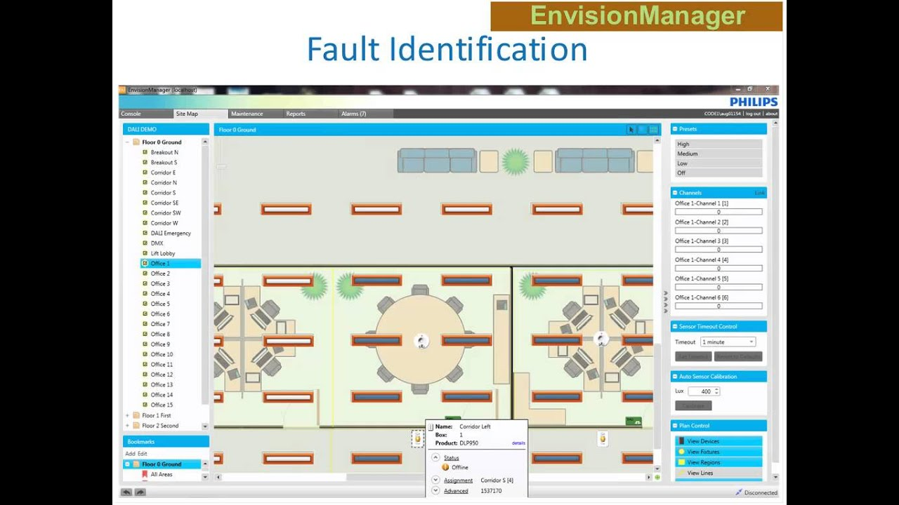 Introduction to Envision Manager