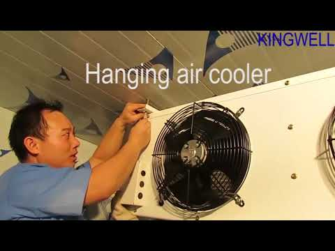 Installation Video Of Cold Room