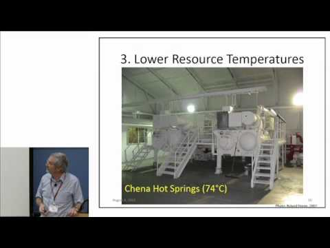 Roland Horne | What does the future hold for geothermal energy?