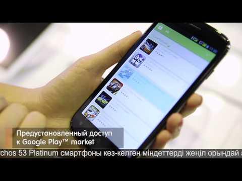 TECHNOblog (Обзор смартфона Archos 53 Platinum)