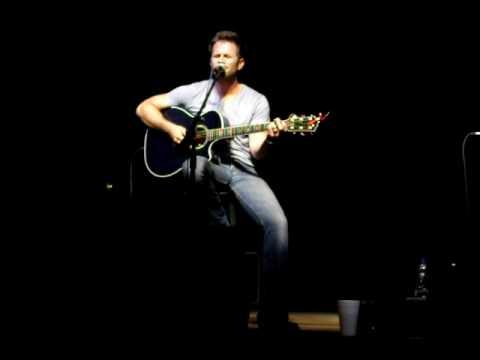 Aaron Benward I Killed Jesus Nashville Unplugged