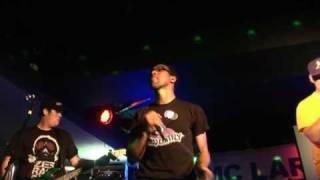 MC Lars- Download This Song, Live @ Shudder Festival 2010