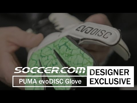 eb1e5ea54 Designer Exclusive : PUMA evoDISC gloves presented by Keith Woods ...