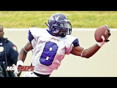 Dez Bryant - High School Football Highlights