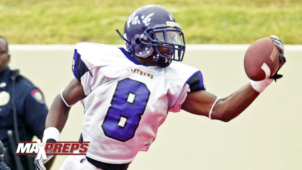 Dez Bryant High School Football Highlights