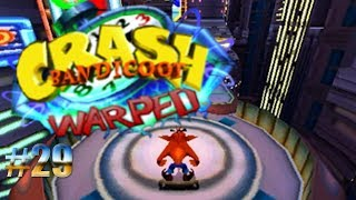 Robot lanzamisiles/Crash Bandicoot: Warped #29