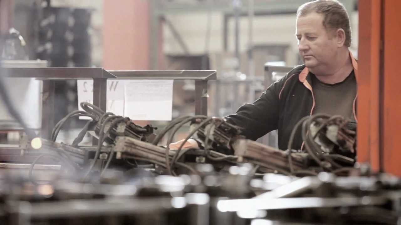 König+Neurath Büromöbel: FACTORY TOUR Made in Germany - YouTube