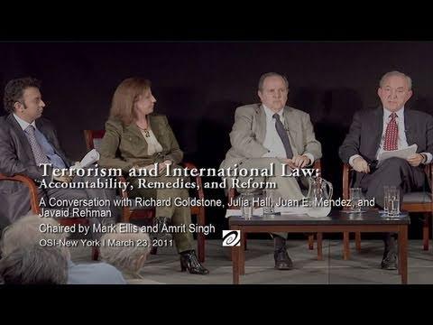 Terrorism and International Law