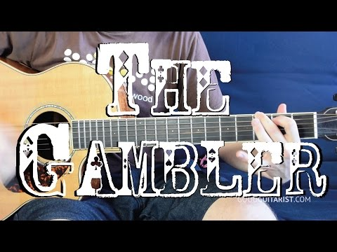 "How To Play ""The Gambler"" by Kenny Rogers 