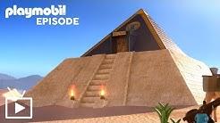 PLAYMOBIL   Geheimnis der Pyramide   Pharao in Ägypten   Film