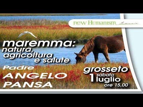 New Humanism Tour - Grosseto 01/07/2017 - Padre Angelo Pansa