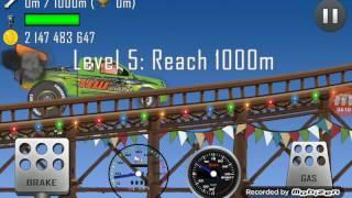 รีวิวเกมส์ hcr mod car. (เลียนแบบ hill climb racing )