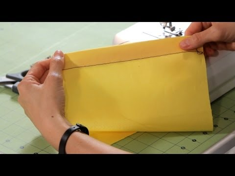 How to Apply Bias Tape to Fabric | Sewing Machine thumbnail