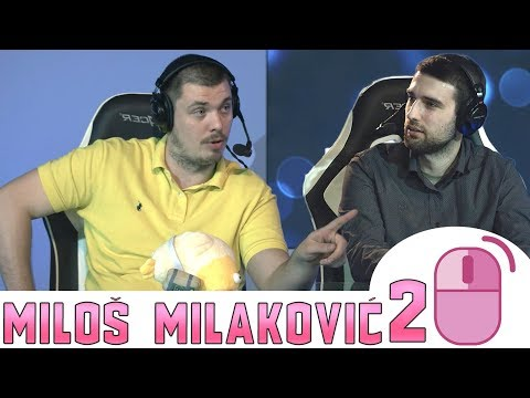 DESNI KLIK Miloš Milaković - Ljudi danas kupuju diplome da ih ne osuđuju! DRUGI DEO
