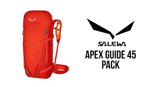 SPOTLIGHT: Salewa – Apex Guide 45