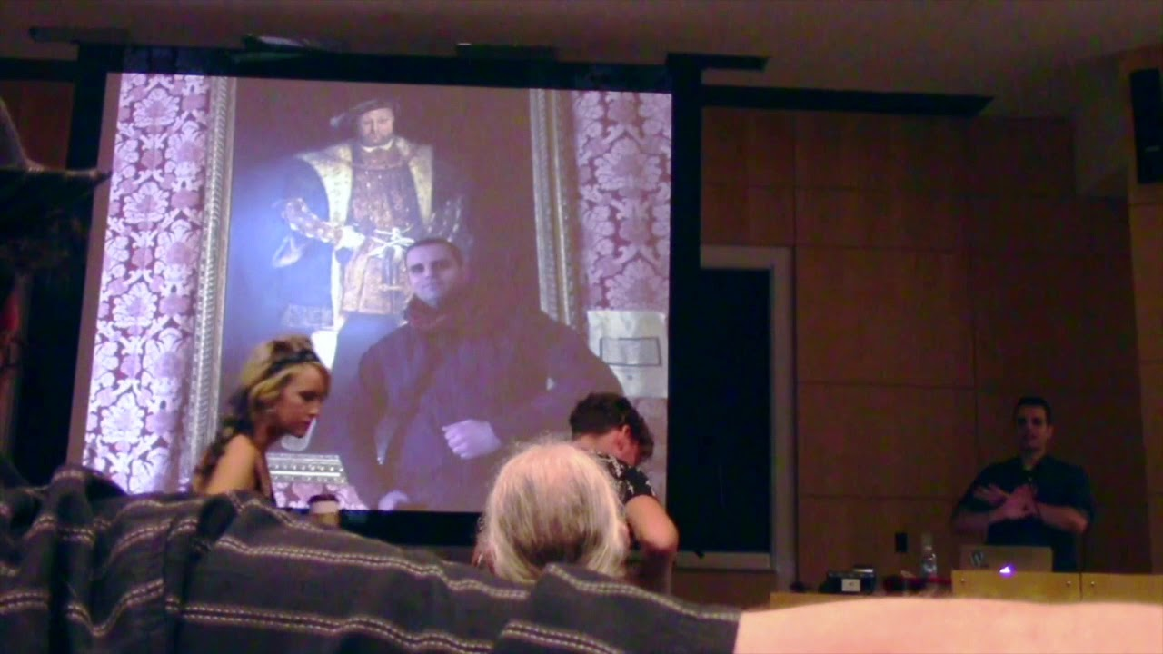 Jason Louv on John Dee and Enochian Magick at the 2017 Esoteric Book  Conference in Seattle