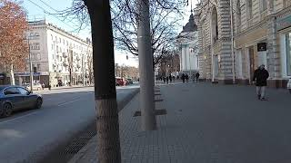 Stefan Cel Mare Si Sfant Boulevard Chisinau Moldova 2019