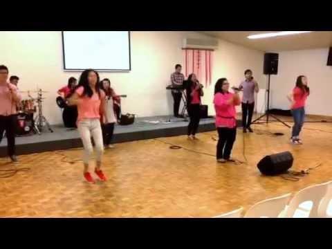 Besar Di DalamKu - True Worshipper Dance